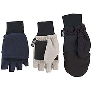 Broner Fleece Flip Top Mitten