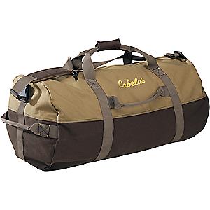 photo: Cabela's Heavy Canvas Duffel Bag pack duffel