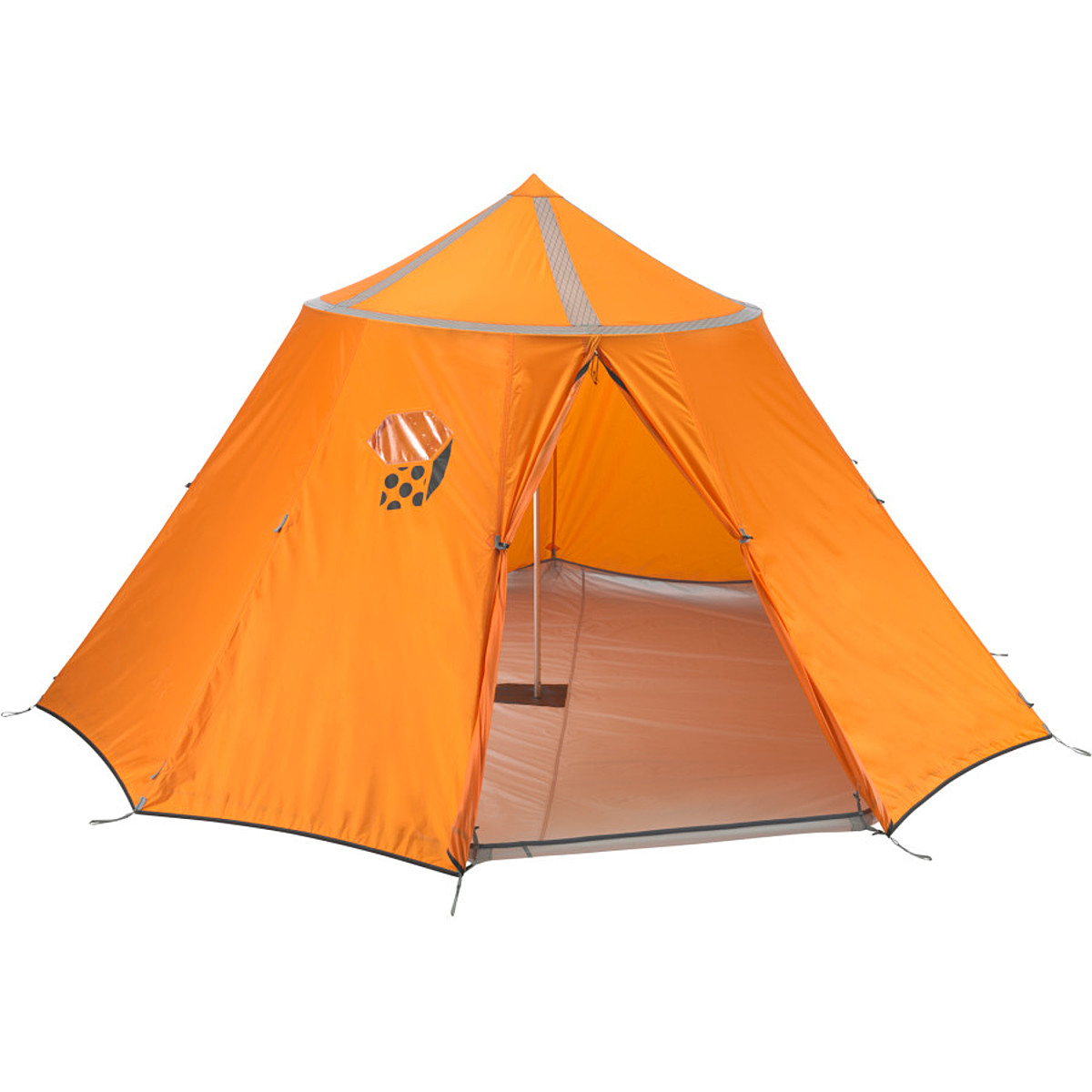 photo: Mountain Hardwear Hoopster 6 four-season tent