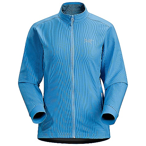 photo: Arc'teryx Women's Accelero Jacket soft shell jacket