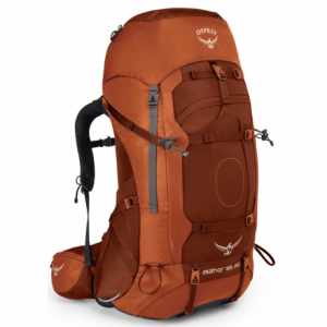 photo: Osprey Aether 85 expedition pack (4,500+ cu in)