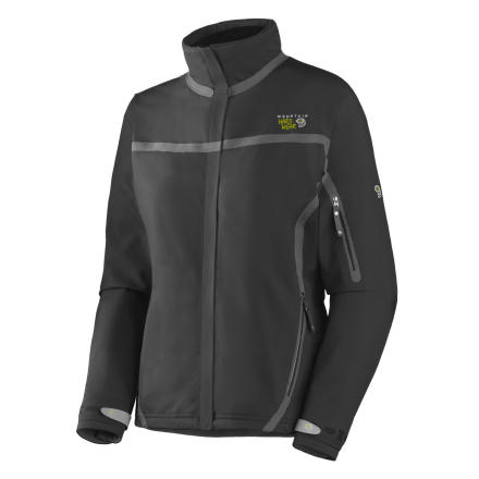 photo: Mountain Hardwear Women's Synchro Jacket soft shell jacket