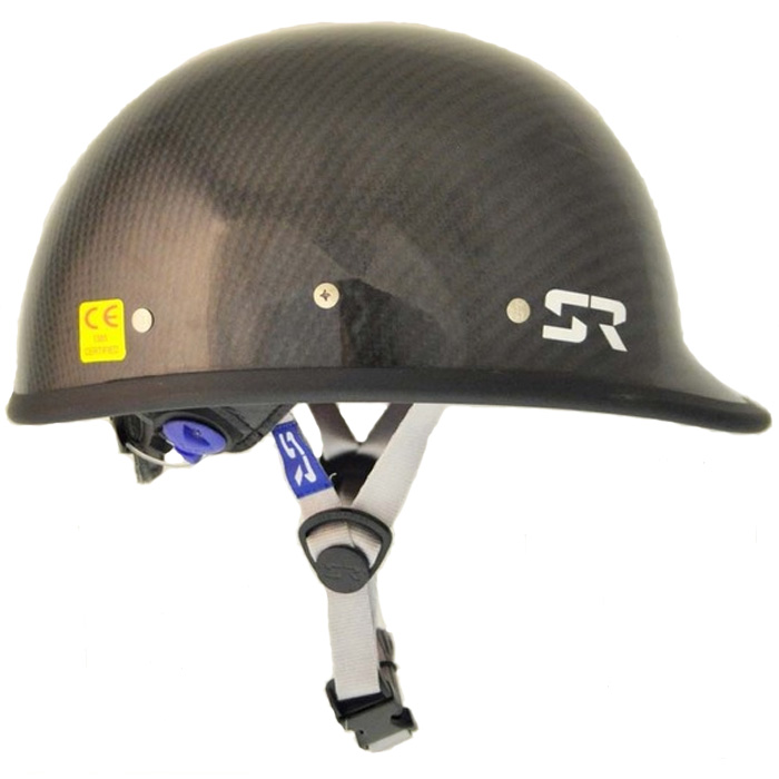 photo: Shred Ready Shaggy Delux Carbon Helmet paddling helmet