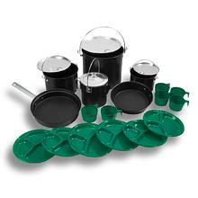 Open Country Deluxe Six-Person Non-Stick Camp Set