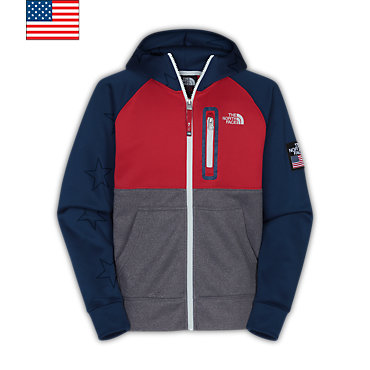 The North Face Village Full Zip Hoodie