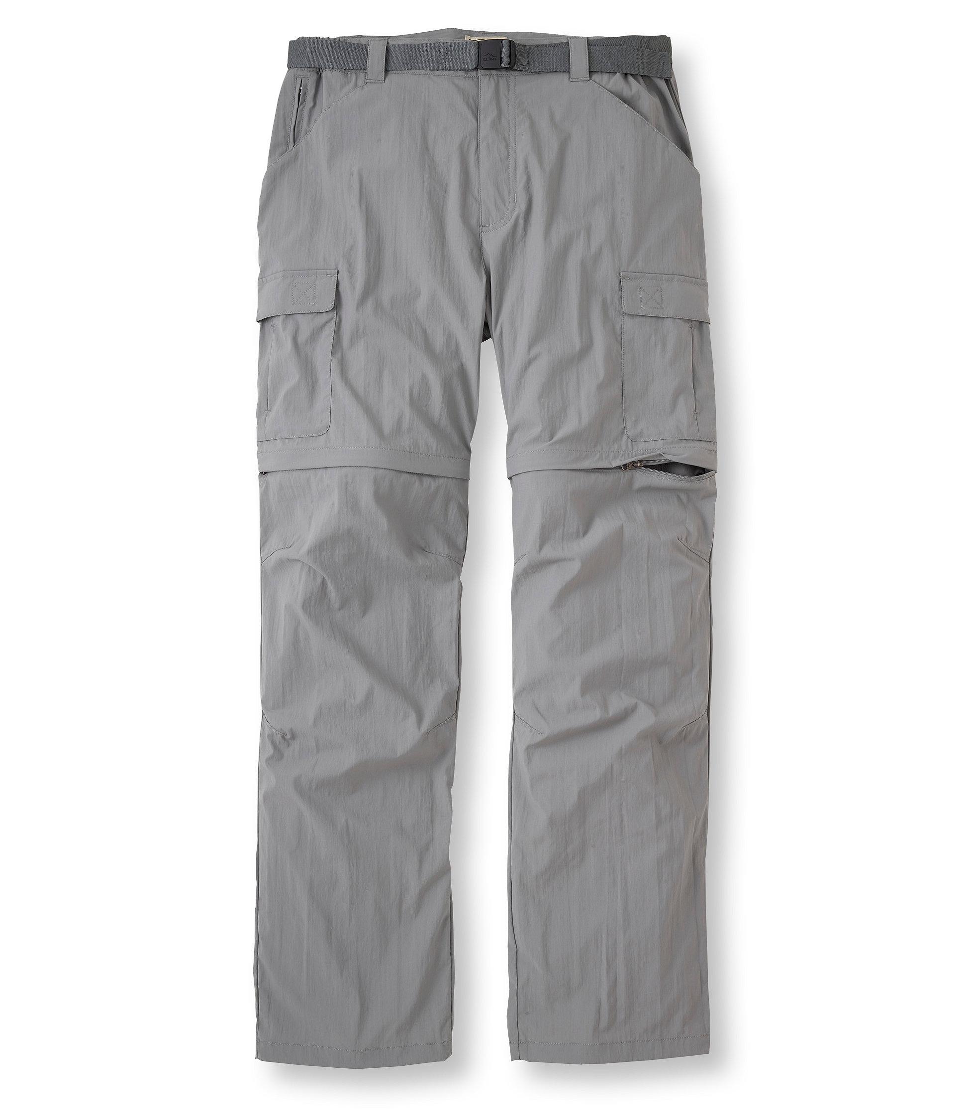 photo: L.L.Bean Men's Tropicwear Zip-Leg Pants hiking pant