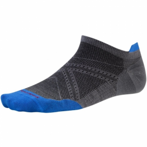 photo: Smartwool Men's PhD Running Ultra Light Micro Sock running sock