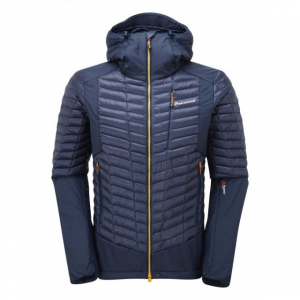 photo: Montane Quattro Fusion Jacket down insulated jacket