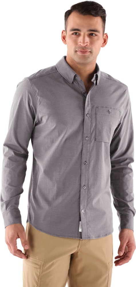 REI Wanaka Long-Sleeve Woven Shirt
