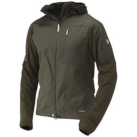 photo: Fjallraven Kalfjall Soft Shell Jacket soft shell jacket