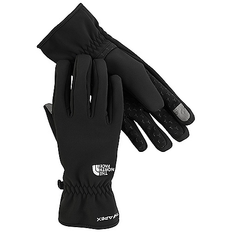 photo: The North Face Etip TNF Apex Glove soft shell glove/mitten