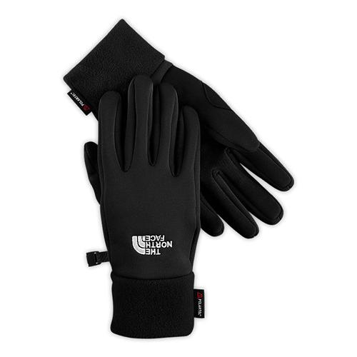 photo: The North Face Women's Powerstretch Gloves fleece glove/mitten