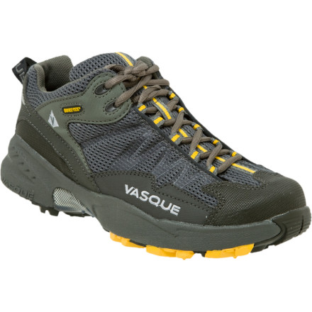 photo: Vasque Men's Velocity GTX trail running shoe