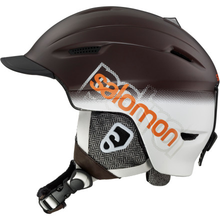 photo: Salomon Patrol Helmet snowsport helmet