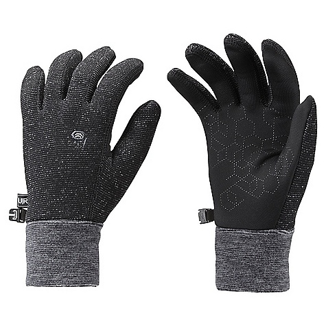 photo: Mountain Hardwear Women's Heavyweight Wool Stretch Glove glove/mitten