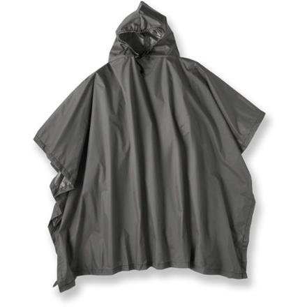 photo: Outdoor Products Poncho waterproof jacket