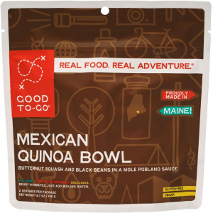 Good To-Go Mexican Quinoa Bowl