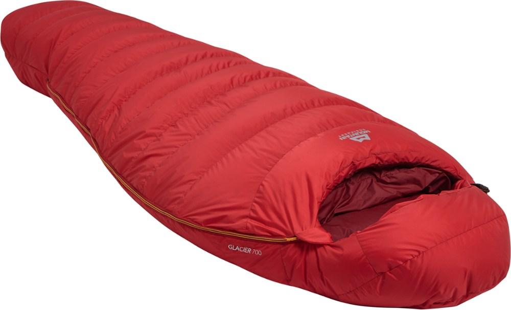 photo: Mountain Equipment Glacier 700 3-season down sleeping bag