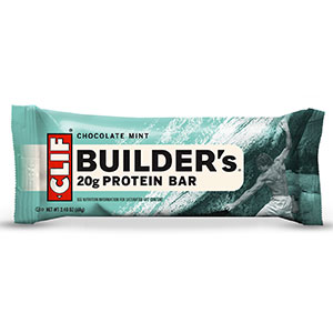 photo: Clif Builder's Chocolate Mint Bar bar