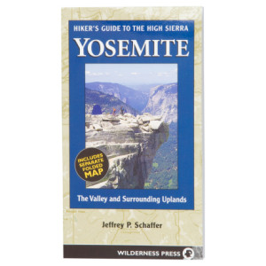 photo: Wilderness Press Hiker's Guide to the High Sierra - Yosemite us pacific states guidebook