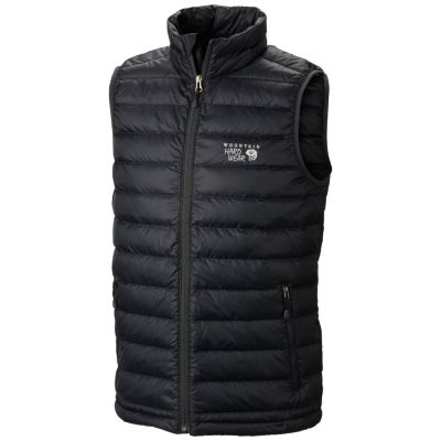 photo: Mountain Hardwear Nitrous Vest down insulated vest