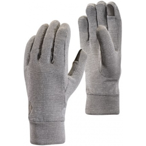 Black Diamond LightWeight WoolTech Liner Gloves