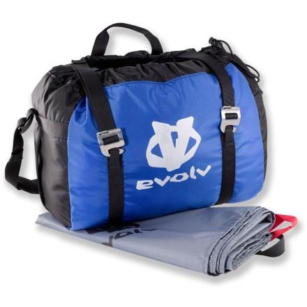 photo of a evolv rope bag