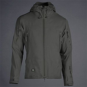 photo: TAD Stealth Hoodie LT soft shell jacket