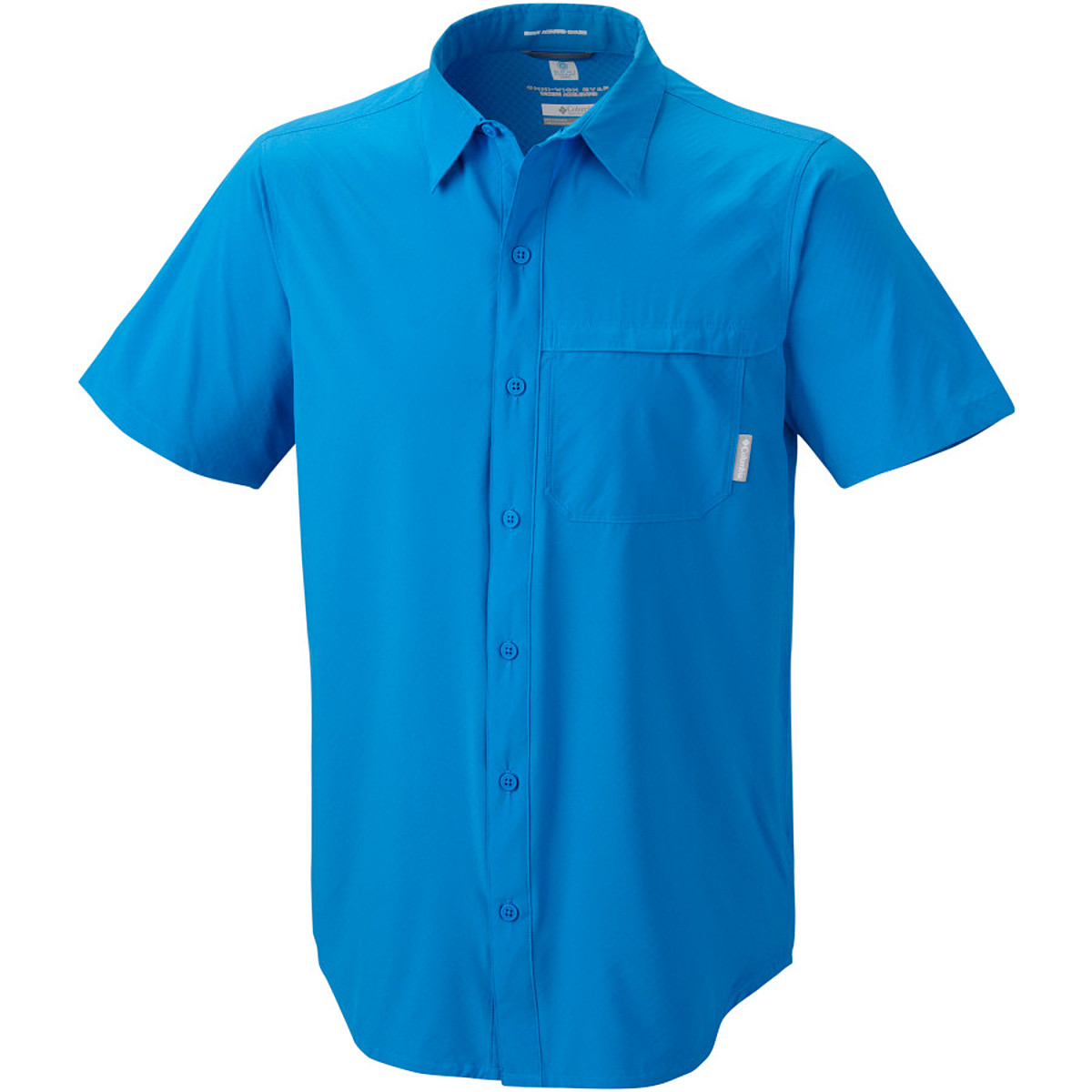 photo: Columbia Royce Peak Zero Short Sleeve Shirt hiking shirt