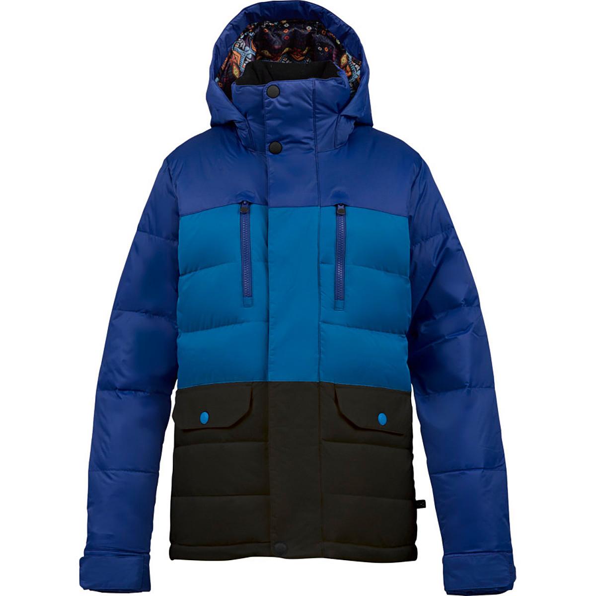 photo: Burton Dandridge Down Jacket down insulated jacket