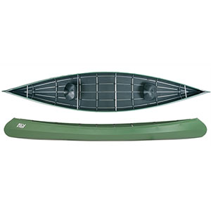 Ally Canoes Model 811 16.5' DR