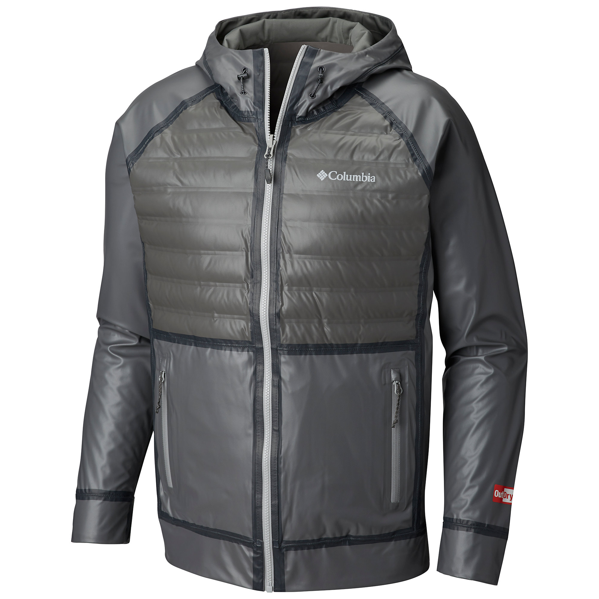 photo: Columbia Men's OutDry Rogue Reversible synthetic insulated jacket