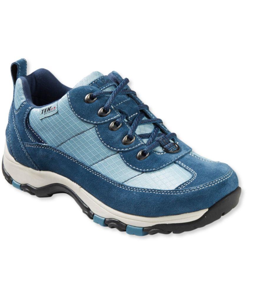 L.L.Bean Waterproof Snow Sneakers 3, Low Lace-Up