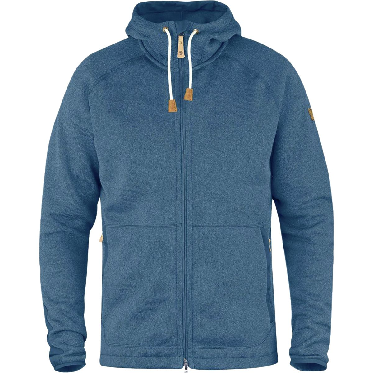 photo: Fjallraven Men's Ovik Fleece Hoodie fleece jacket