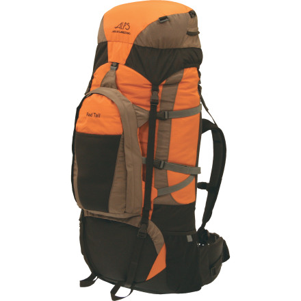 photo: ALPS Mountaineering Red Tail 4900 expedition pack (4,500+ cu in)