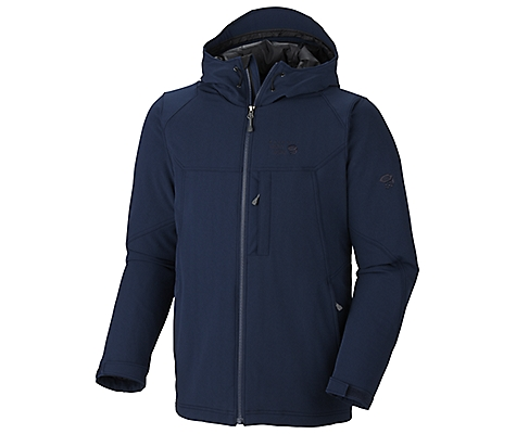 photo: Mountain Hardwear Felix Jacket soft shell jacket