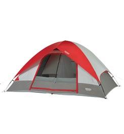 photo: Wenzel Pine Ridge tent/shelter