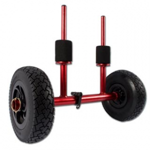 photo: Seattle Sports Scupper Swift Cart paddling accessory