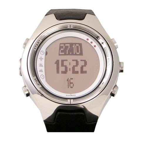 photo: Suunto X6 compass watch