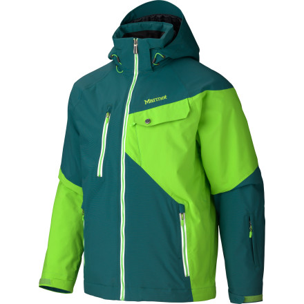 photo: Marmot Tower Three Jacket snowsport jacket