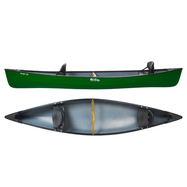 photo: Old Town Guide 147 recreational canoe