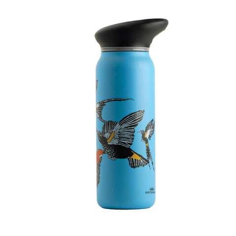 photo: Waterbox Round Stainless-Steel Bottle - 25 oz water bottle