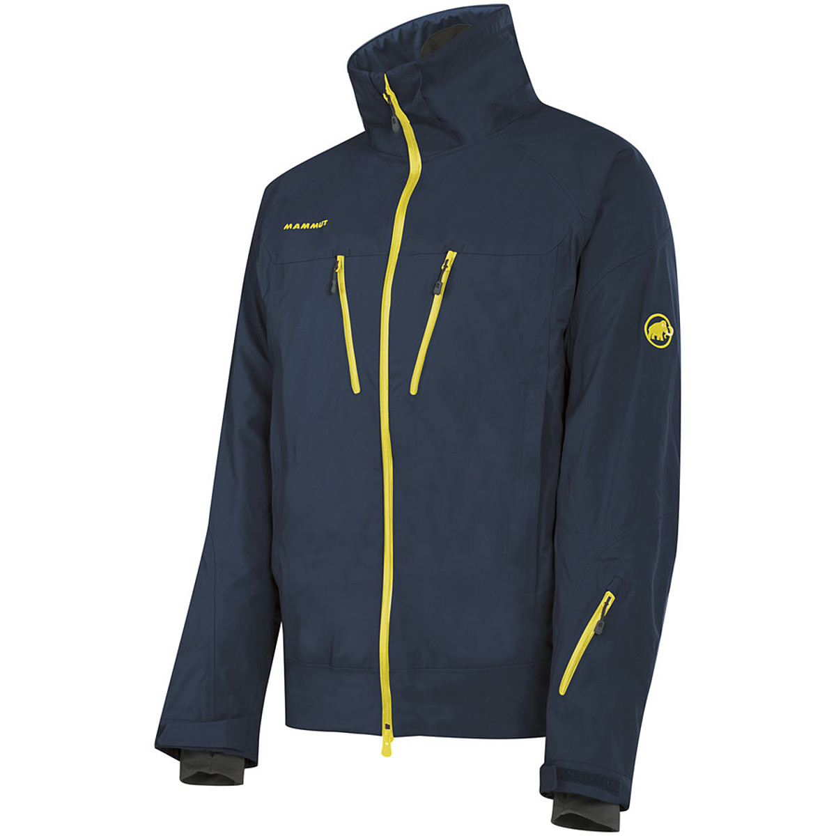 photo: Mammut Stoney Jacket snowsport jacket
