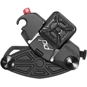 photo:   Peak Design Capture Camera Clip with POV Kit camera accessory