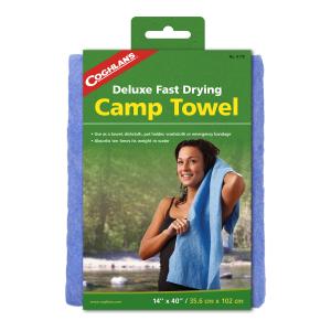 photo: Coghlan's Deluxe Camp Towel towel