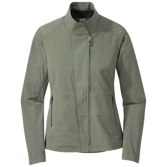 photo: Outdoor Research Prologue Moto Jacket soft shell jacket