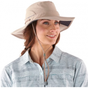 photo: REI Sahara Outback Cape Hat sun hat