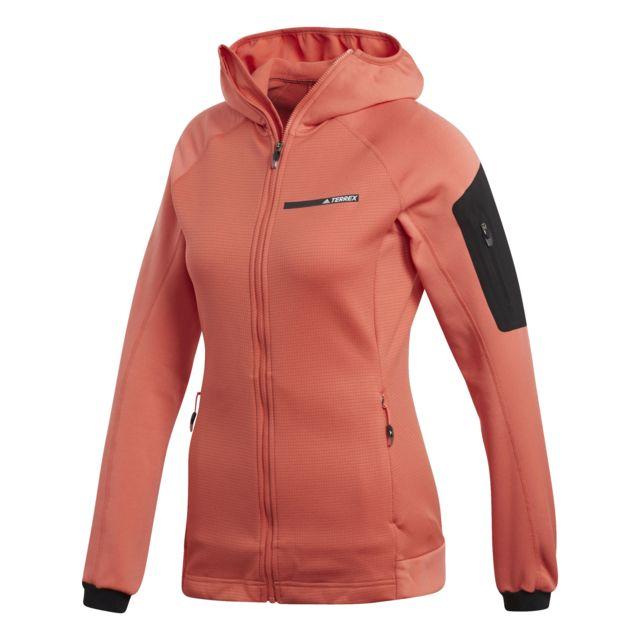 Adidas Terrex Stockhorn Fleece Hoodie