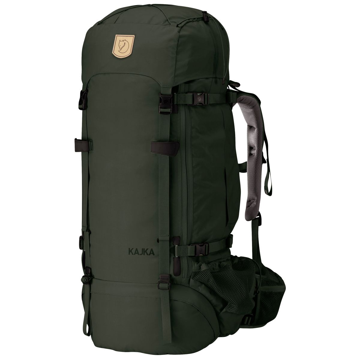 photo: Fjallraven Kajka 85 expedition pack (70l+)