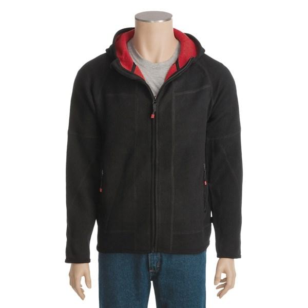 photo: Dale of Norway Hesjavollen Jacket fleece jacket